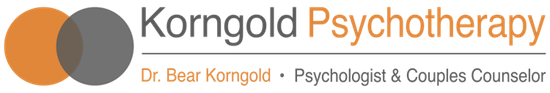 Psychotherapy & Couples Counseling for Anxiety, Depression, Relationship Problems in San Francisco | Dr. Bear Korngold – Clinical Psychologist Logo