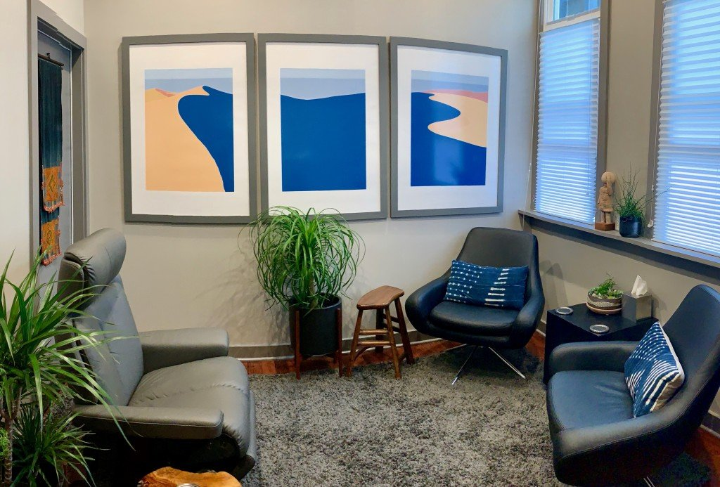 Noe Valley Psychotherapy Office